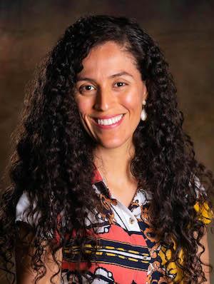 Photo of Dr. Carolina Pelaez-Morales