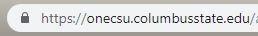 OneCSU SSL Certificate